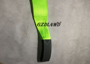 OEM Logo 4x4 Off Road Accessories Recovery Kits Green With AA Grade Polyester Yarn تامین کننده