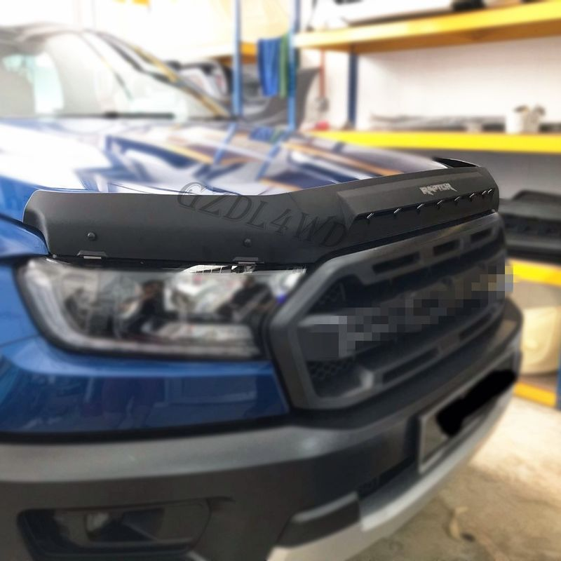 2020 محافظ بدنه قطعات Ford Ranger Window Sun Visor Ranger T7 T8 محافظ Bonnet